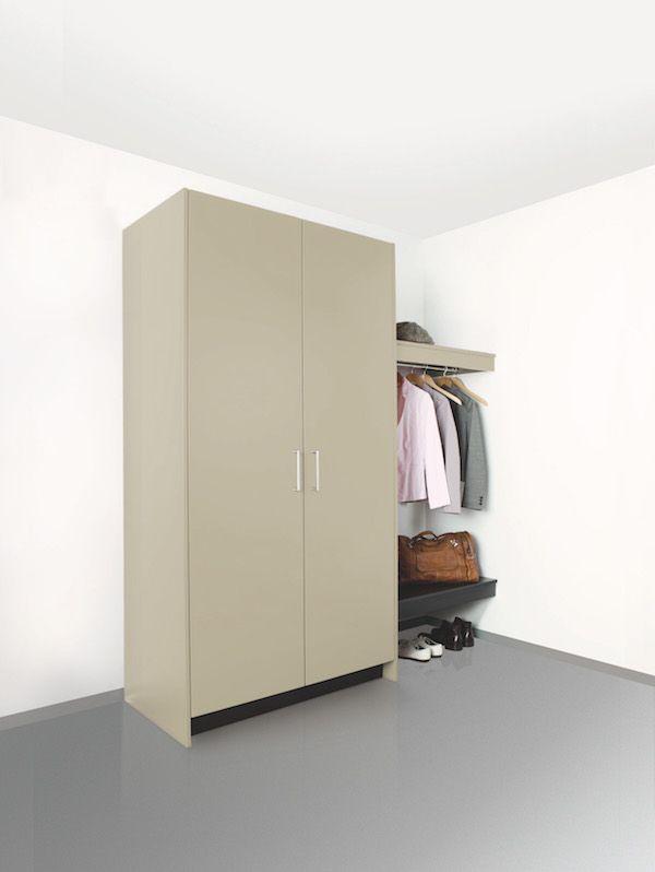 Wandschrank Garderobe